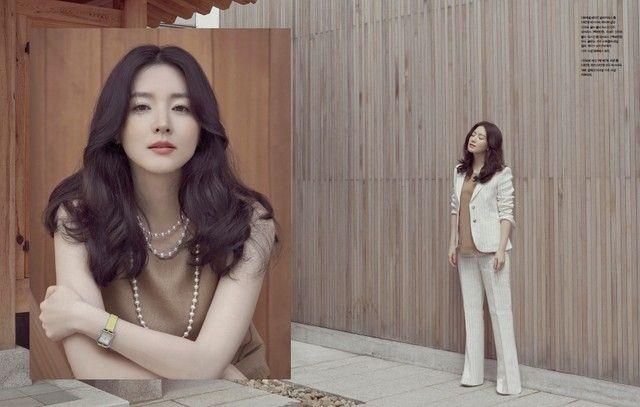 Lee Young Ae khoe vẻ đẹp không tuổi trên tạp chí JLOOK | | VTV.VN