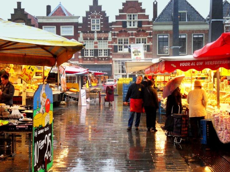 Market in Dordrecht!