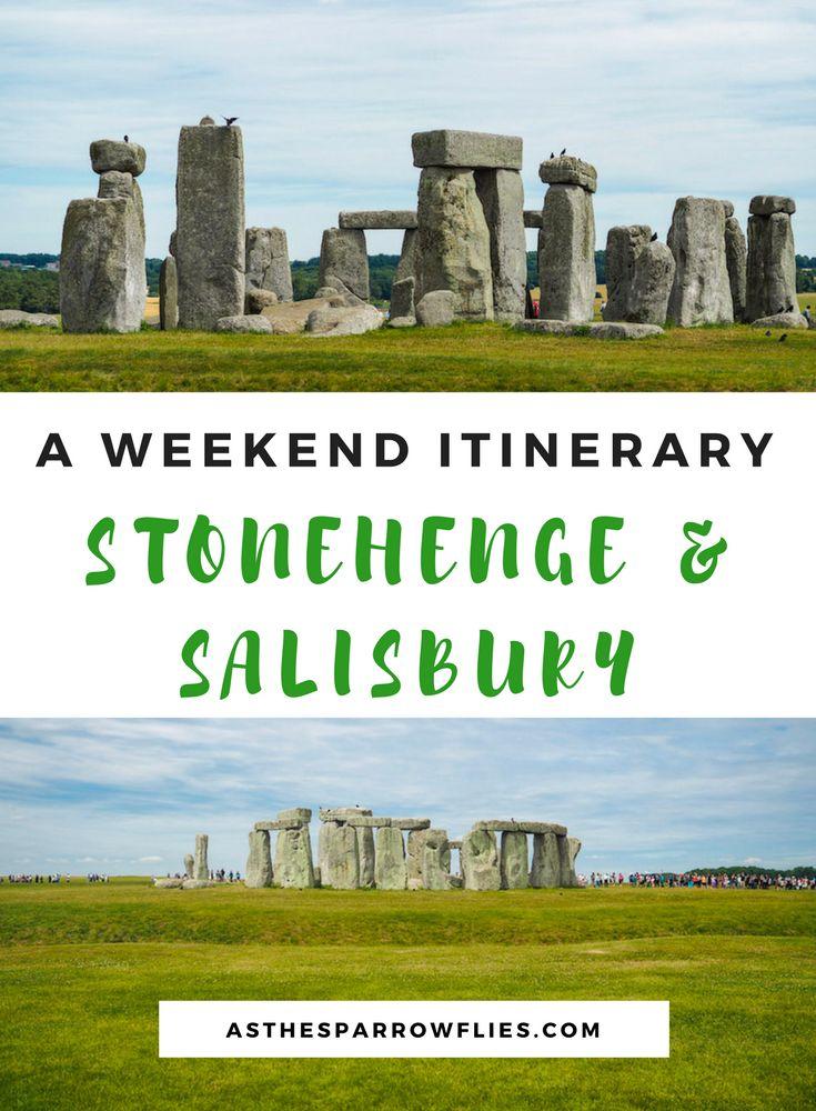 Weekend In Salisbury | How To Visit Salisbury, UK | Visiting Stonehenge | One Night In Salisbury | Wiltshire, England