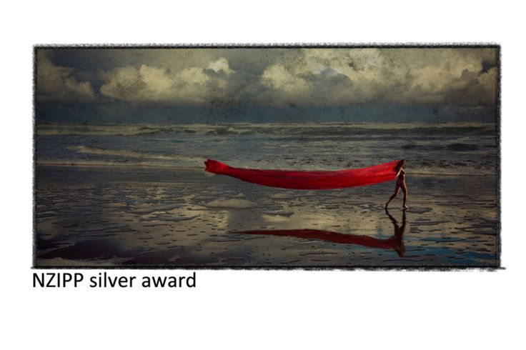 Red_cloth_awards.   Luci Harrison's stunning photo