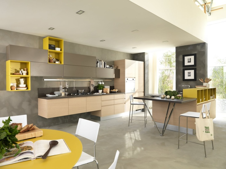 wallmounted fitted kitchen linda kitchen cucine lube