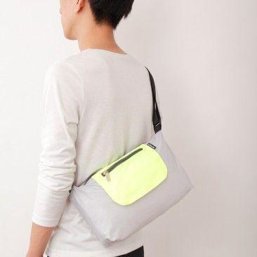 milesto Pocketable Travel Shoulder Bag