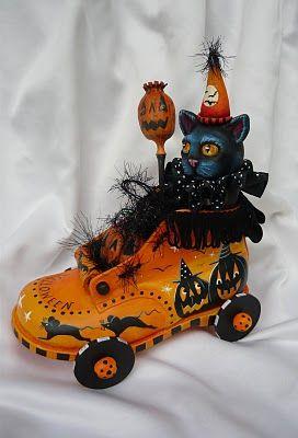 MAGIC BRUSH STUDIO: SpookyTime Jingles Sneak Peek!!!!!