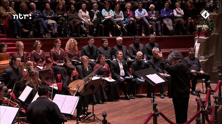 Bach - Weihnachtsoratorium (part 1) - YouTube