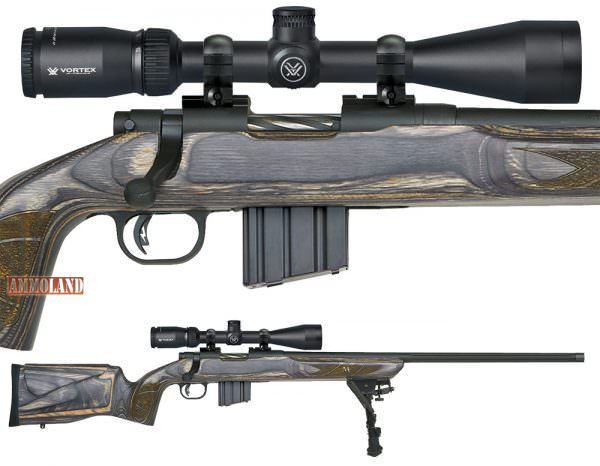 Mossberg's ground-breaking series of MVP Varmint and Predator bolt-action rifles has been updated and expanded for this year.