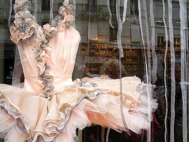 Tutu in Paris Ballet Shop