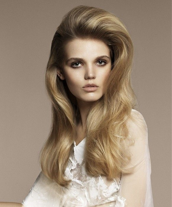 Angelo Seminara Long Blonde Hairstyles