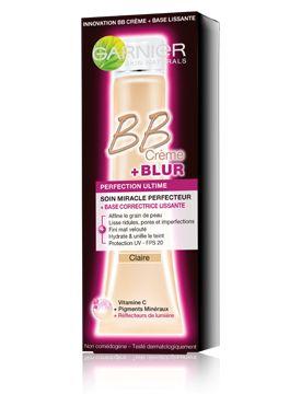 BB Crème + Blur Claire, Soin du visage - Garnier