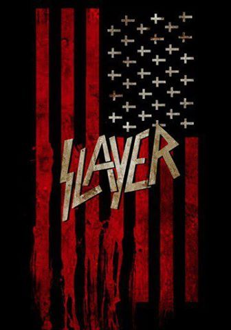 God fuck America,, Slayer twice,, both times amazing♡♥♡♥tattoo the earth in bridgeview IL, and w/Pantera at Rosemont Horizon a fes months later
