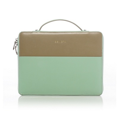 mint ipad purse