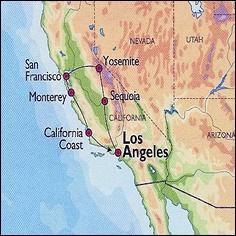 Verenigde Staten - USA (Californië) - Fly and Drive Los Angeles - Reizen Noord-Amerika (Tisza-Travelling)