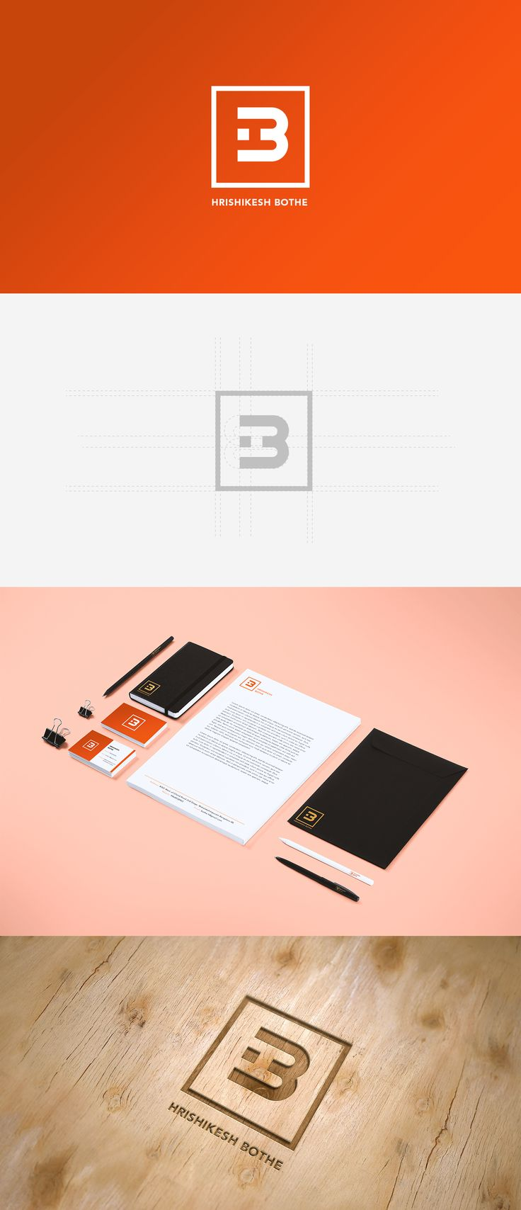 Self Branding on Behance