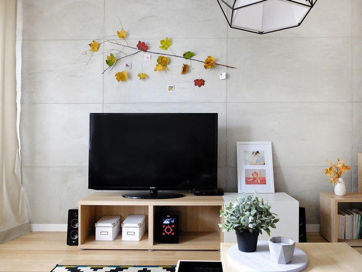 jesienne dekoracje DIY