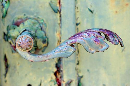 Door handle...beautiful!                                                                                                                                                                                 Plus