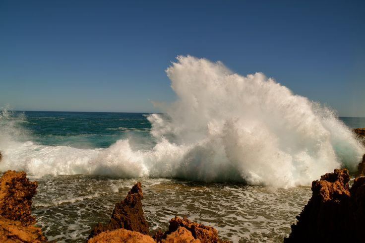 Blowholes/Carnarvon, Wa, Australia