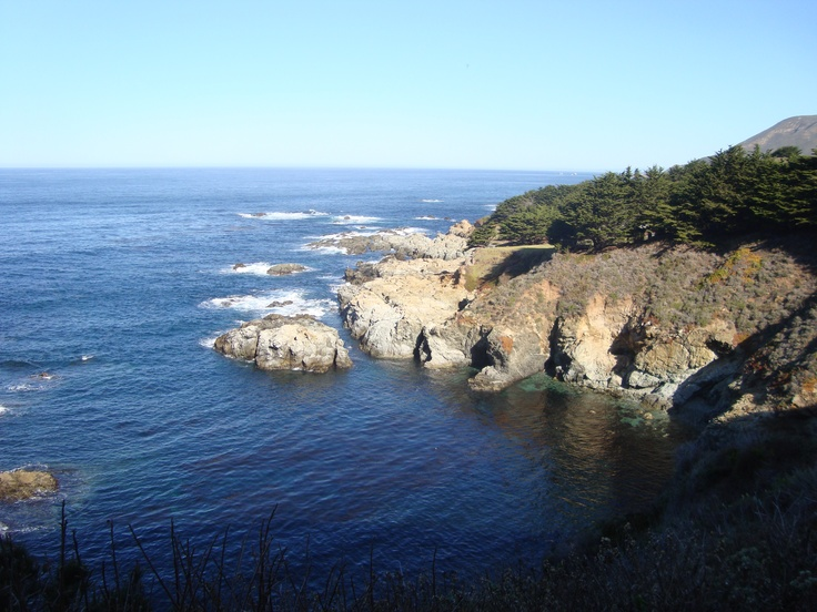 View from the golden highway (Highway 1)