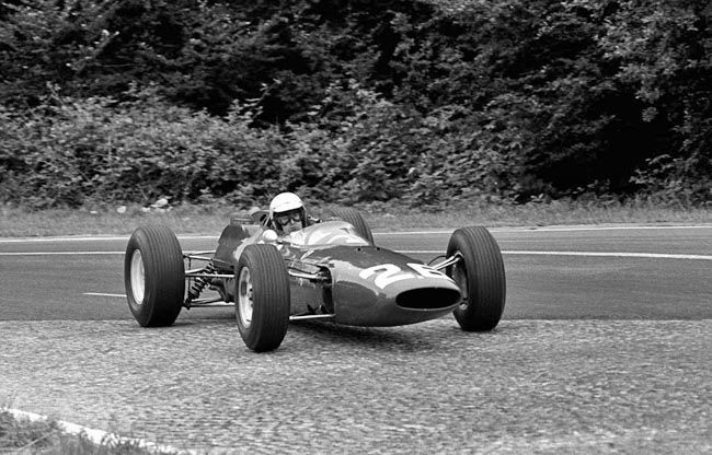 1964-Rouen les Essarts-158 F1-Bandini