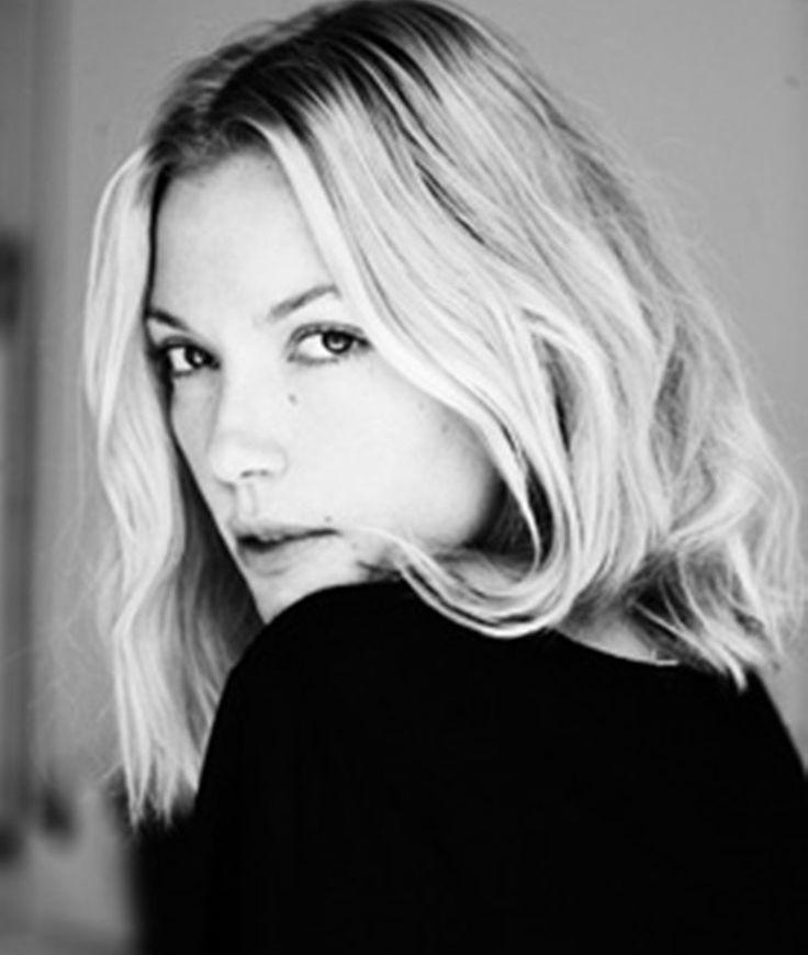 Greek model Vicky Kagia
