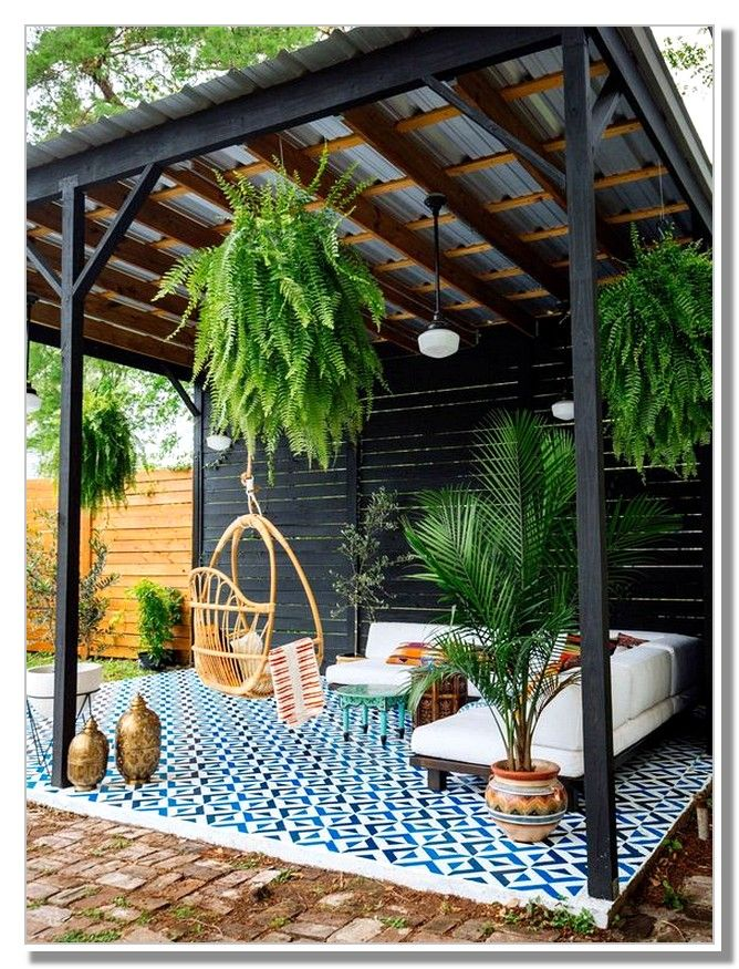 Best Pergola Floor Ideas Best Design Ideas Backyard Gazebo Small Backyard Landscaping Backyard Patio Designs