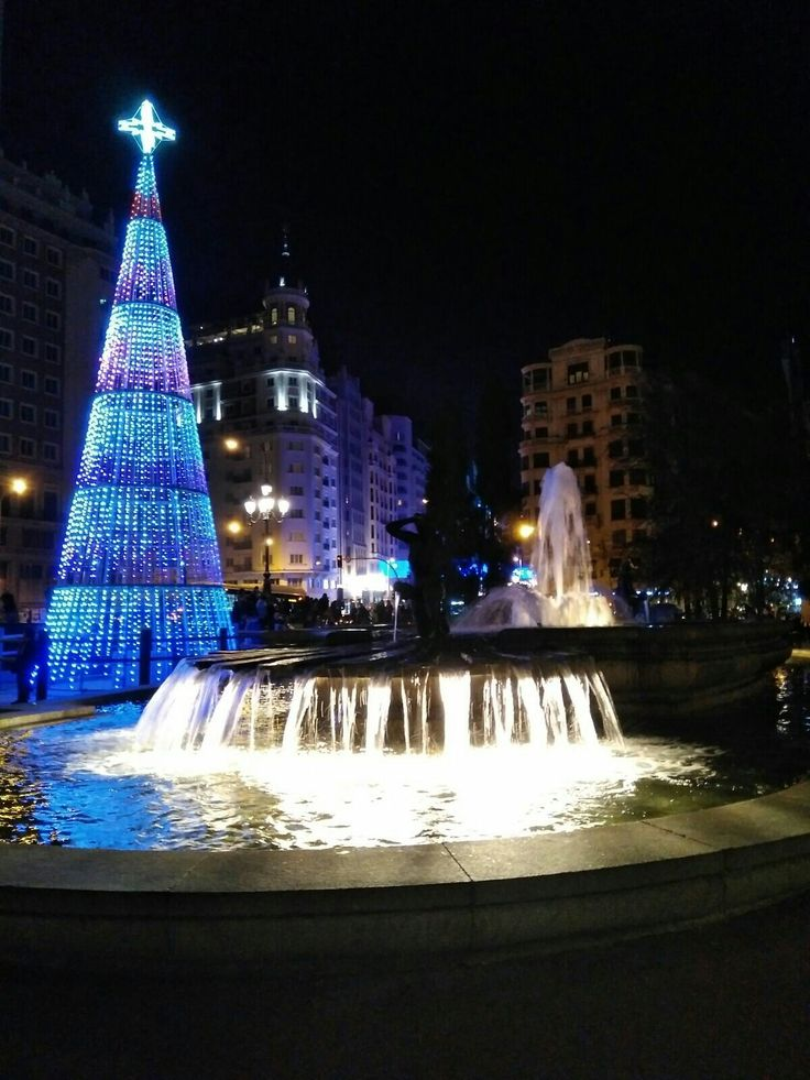 Navidad ,Madrid 2016.
