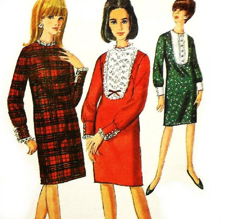 59 best Fashion images on Pinterest | Elfenbein, 60er style und ...