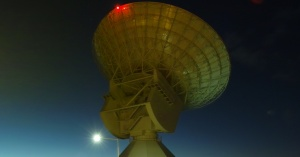 ESA's new deep-space mission tracking station is nearing inauguration inMalargüe, Argentina, 1000 km west of Buenos Aires. Deep Space Antenna 3 (DSA 3)will ensure reliable communications with missions voyaging hundreds of millions of kilometres into our Solar System. DSA 3's routine service is