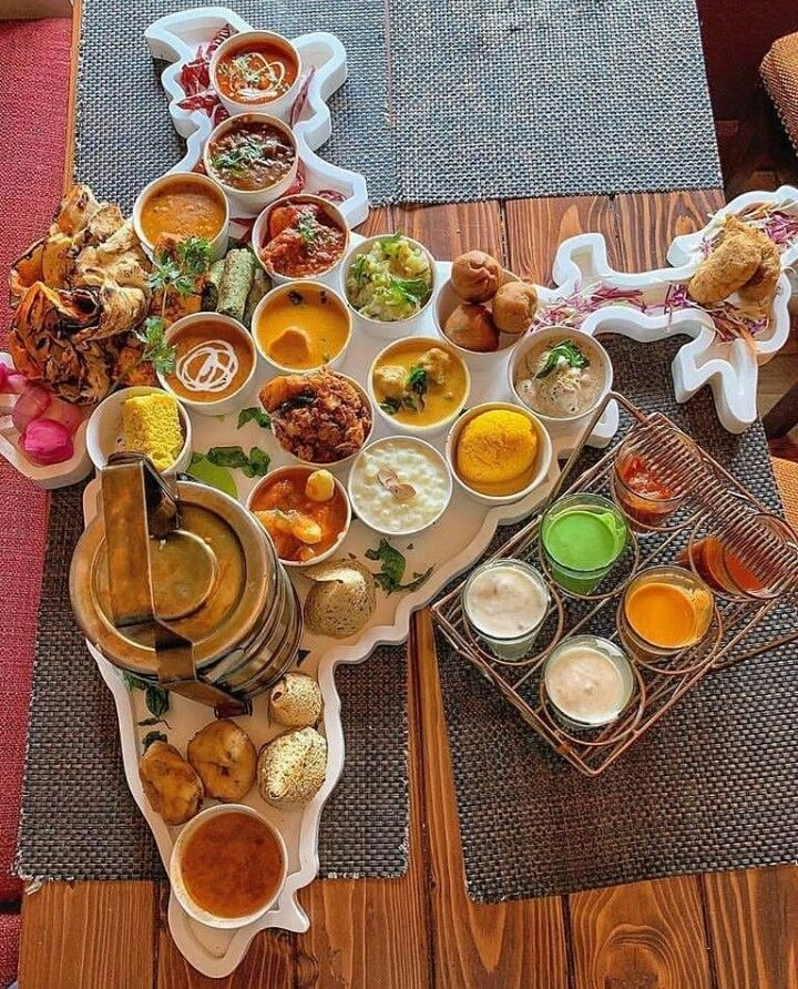 Pin by Zeisha on Food Ideas & Decorations in 2020 Indian