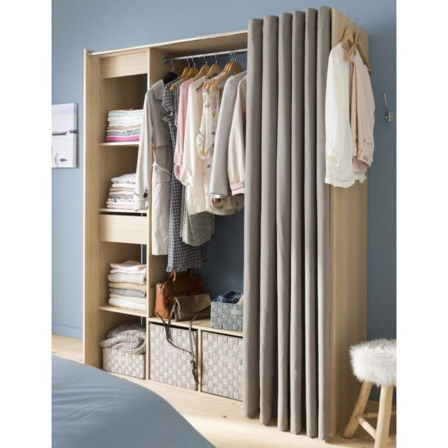 Best 25 dressing pas cher ideas on pinterest etagere pas cher faire un dr - Portant vetement castorama ...