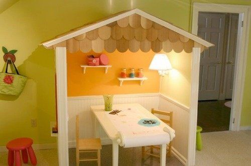 Fun House: 7 Amazing Ideas for Your Kid's Playroom