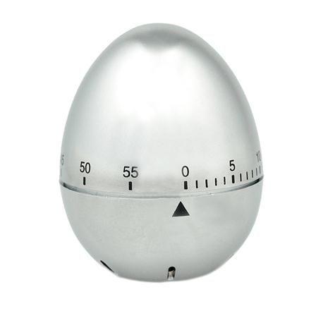 Temporizador mecánico Egg de Bengt Ek
