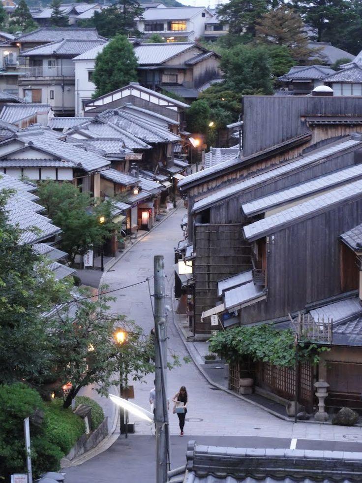 Shimokawaracho, Higashiyama Ward, Kyoto, Japan.