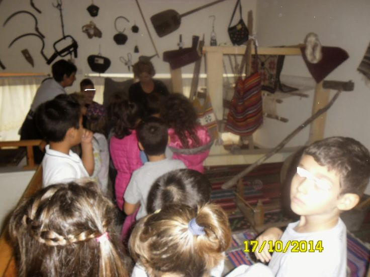ταξίδι στη γνώση: Επίσκεψη στο Λαογραφικό Μουσείο