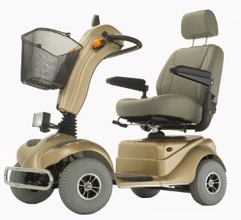 Merits mobility scooter
