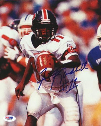 Antwaan Randle El Autographed 8x10 Photo #SportsMemorabilia #IndianaHoosiers