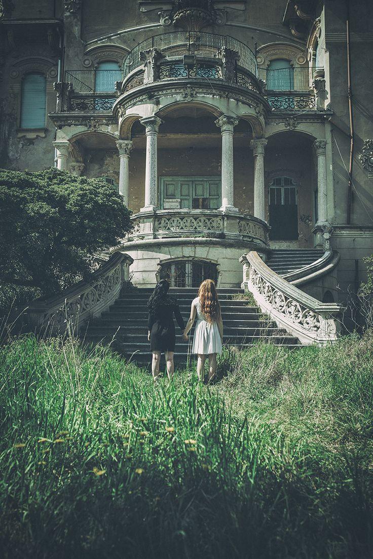 Fabio Zenoardo Photography (fabiozenoardophotography.com) - Giorgia Green and Stefania Ginger