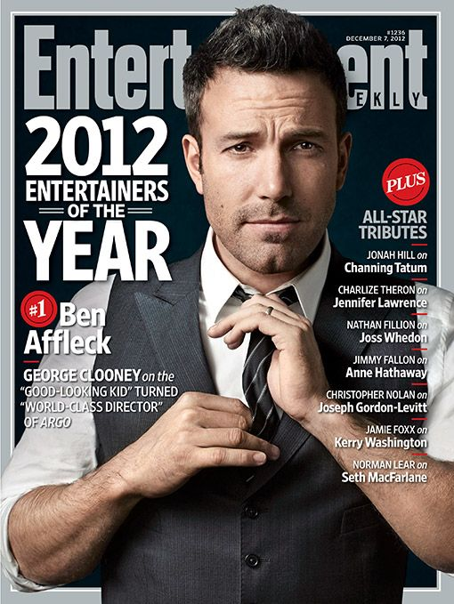 This Week's Cover: Our Entertainers of the Year!