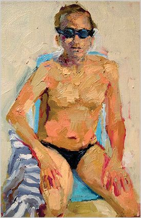 Figure Painting in Oils 8-Session Evening Course - Smithsonian Associates