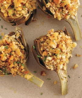42 best food latvian recipes images on pinterest kitchens life of a west coast latvian stuffed artichokes forumfinder Images