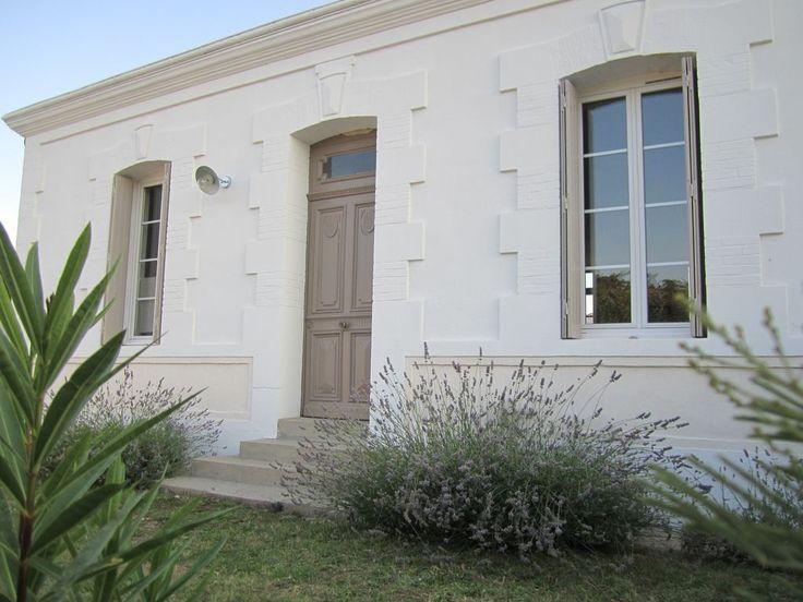 Location vacances maison Le Château-d'Oléron: Façade