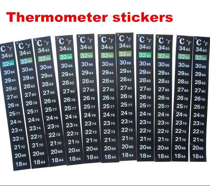 5pcs Thermometer Strip Stick-on change color Temperature Sticker Adhesive Sticky Scale Aquarium Fish Tank #>=#>=#>=#>=#> Click on the pin to check out discount price, color, size, shipping, etc. Save and like it!