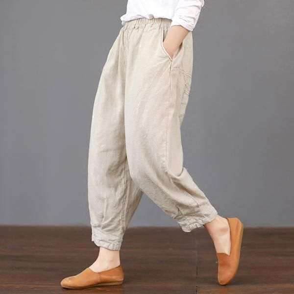 082843b6538 Fern Cotton Pants (3 Colors)