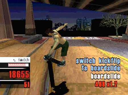 Thrasher: Skate and Destroy (PS1 1999)
