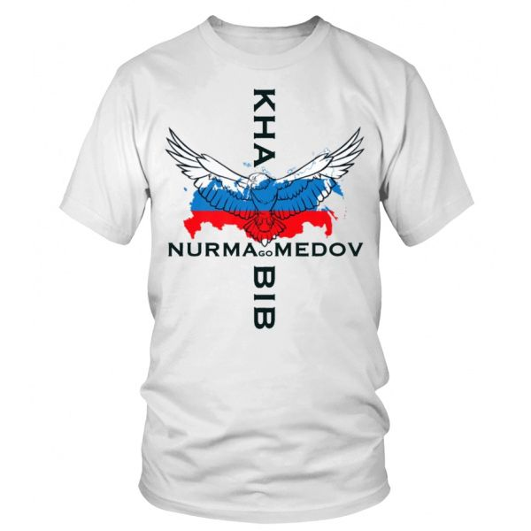 Get your Khabib Time T Shirt Russian Eagle Mma Las Vegas 2018 Fight and show how you support the athlete of a mixed fight vs ConorThis t-shirt is perf…