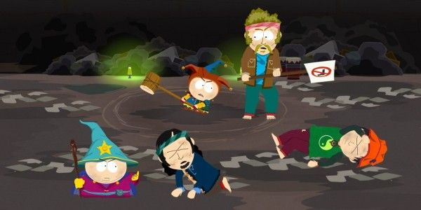 Earn your place alongside Stan, Kyle, Kenny and Cartman and aid them in a hysterical adventure to save South Park as only fourth-graders can. From the creators of South Park, Trey Parker and Matt Stone, comes an epic quest to become … cool.  http://downloadgamestorrents.com/pc/south-park-the-stick-of-truth-pc.html - free download