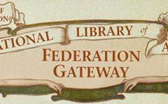 National Library of Australia's Federation Gateway