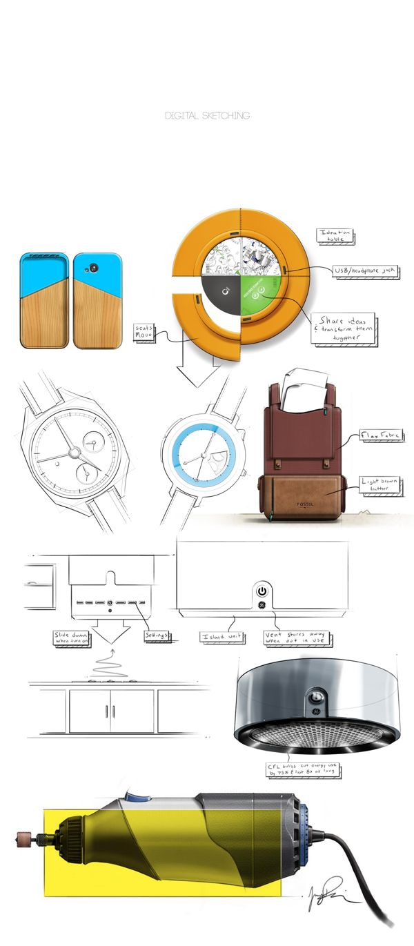 Method: Visualisation Drawing Media: digital application (raster/vector programs) Material: screen