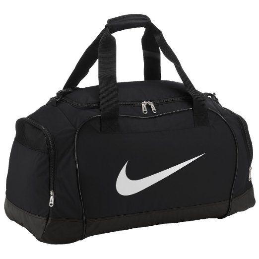 NIKE Club Team Duffel Bag Medium, Nero: Amazon.it: Sport e tempo libero