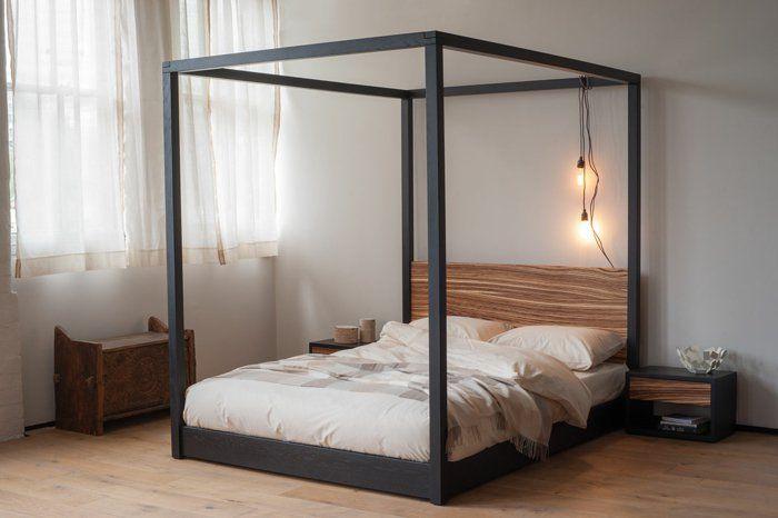 ... schlafzimmergestaltung himmelbetten einrichtungstipps schlafzimmer