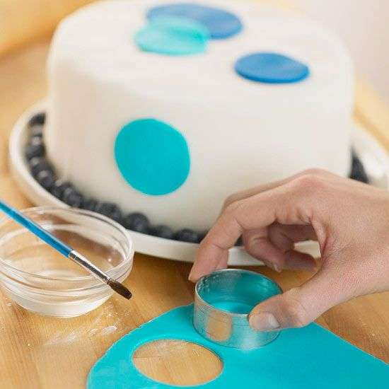 Take your cakes and cupcakes to a new level using our updated and easier fondant recipe and fun decorating ideas.