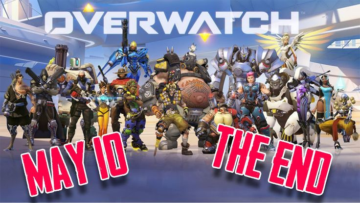 Overwatch Beta May 10th FINAL DAY :( - Gameplay